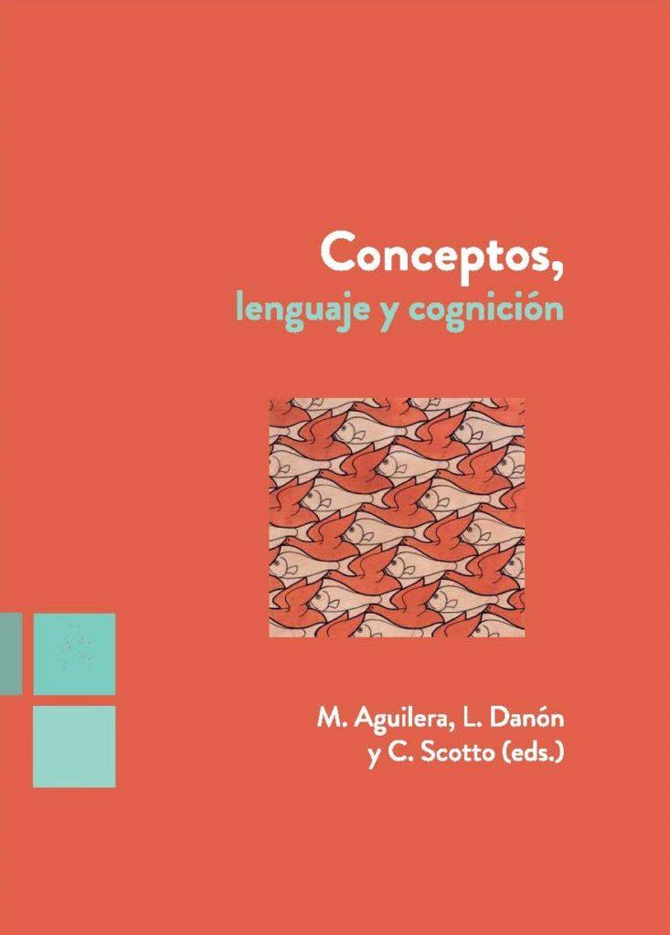 Conceptos, lenguaje y cognición - portada